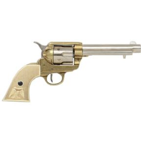 Colt Peacemaker Black / Ivory Handle
